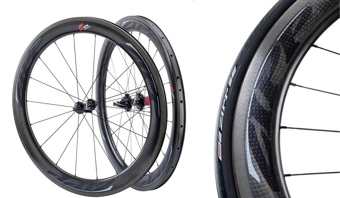 Zipp 404 Firestrike wheelset