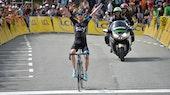 Chris Froome, Team Sky, Criterium du Dauphine, 2015, pic: X.Bourgois/ASO