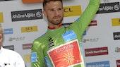 Nacer Bouhanni, Cofidis, win, salute, pic: Sirotti