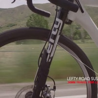 Cannondale Lefty, suspension fork, pic: Cannondale, via Youtube