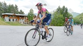 Rui Costa, Criterium du Dauphine, climb, Lampre-Merida, 2015, Alps, pic: Sirotti