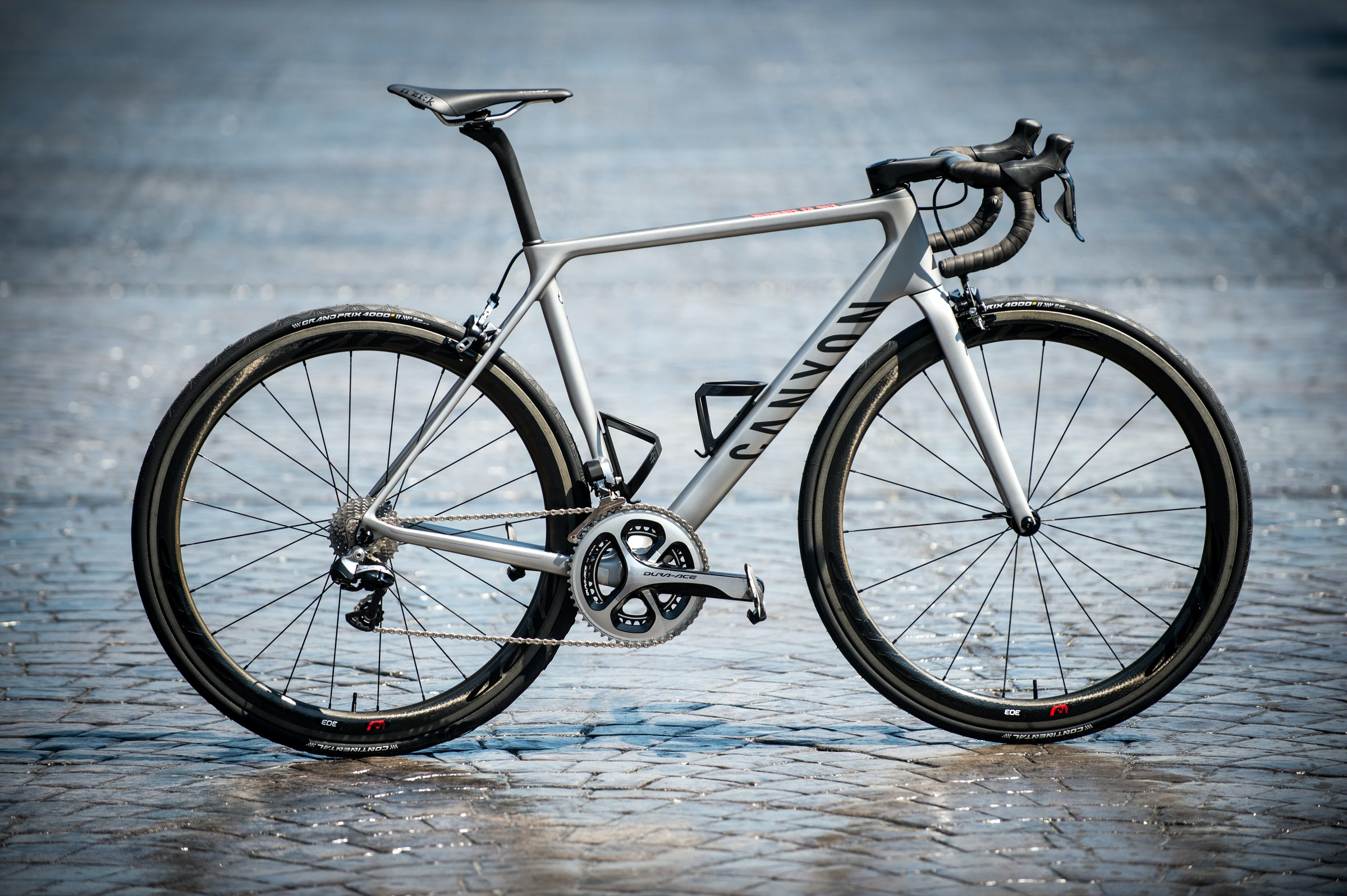 Canyon Ultimate CF SLX 2015 road bike launch (Pic: Geoff Waugh)