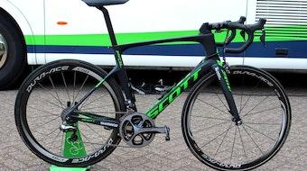 Tour de France bikes 2015: Pieter Weening