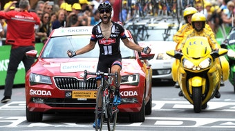 Tour de France 2015 stage 17, Simon Geschke, win, victory, climb
