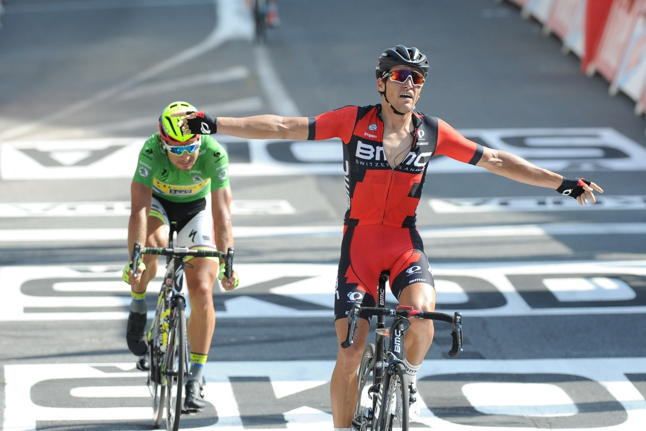 Greg van Avermaet, Peter Sagan, Tour de France, 2015, stage 13, pic - Sirotti