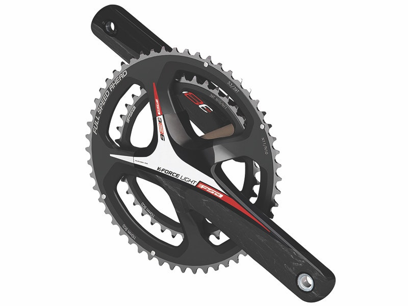 FSA K-Force cranks