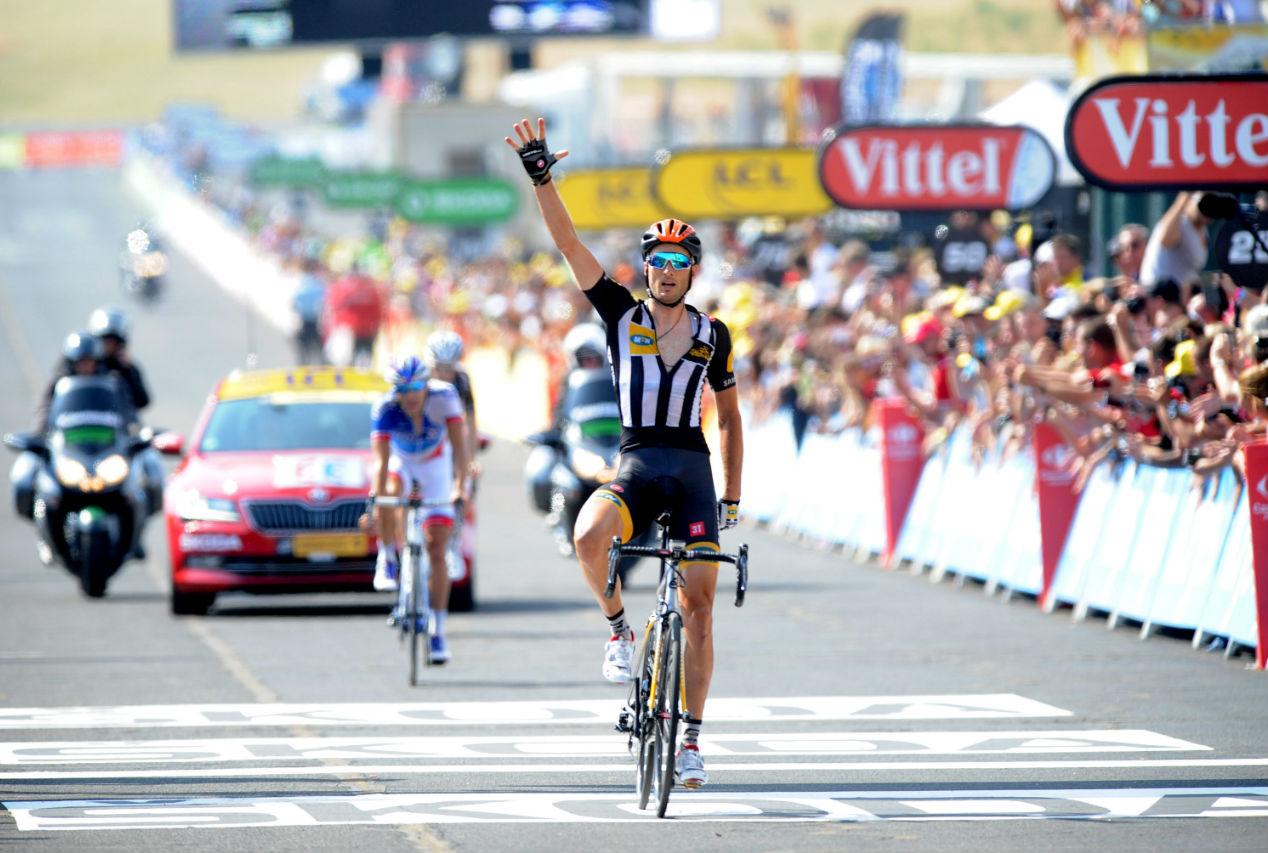 Tour de France 2015: Steve Cummings