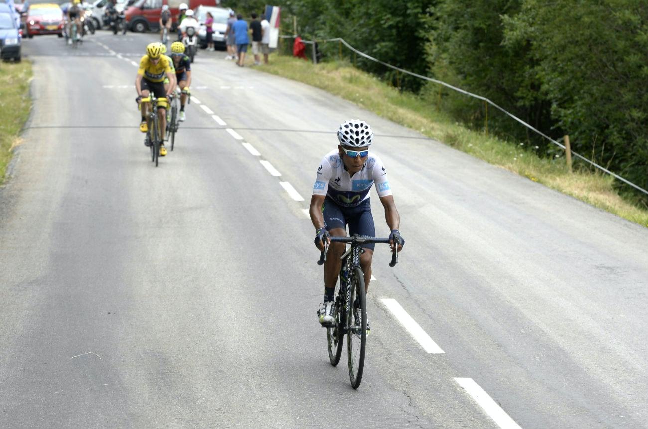 Tour de France 2015: Nairo Quintana