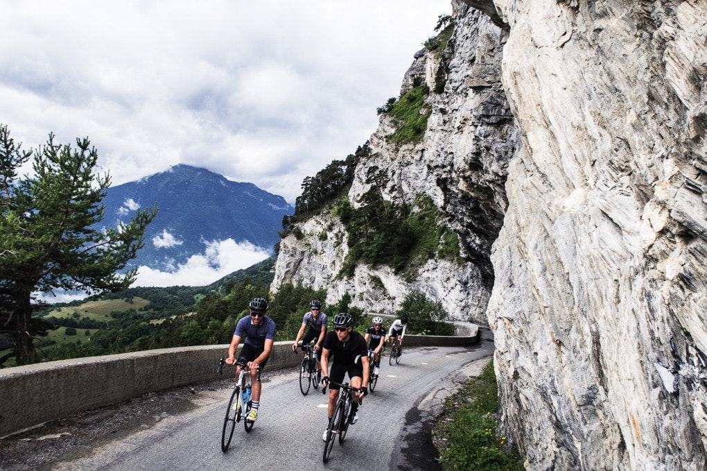 Col du Glandon, Etape du Tour, Strava, pic: Antton Miettinen