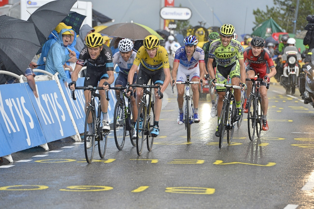Tour de France, stage 12, pic - Sirotti