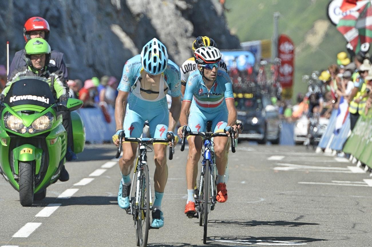 Vincenzo Nibali, Astana, 2015, Tour de France, pic - Sirotti