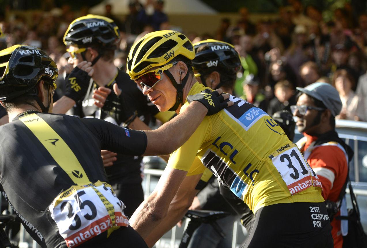 Tour de France 2015: Chris Froome