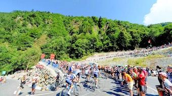 climb, Tour de France, 2015, pic - Sirotti