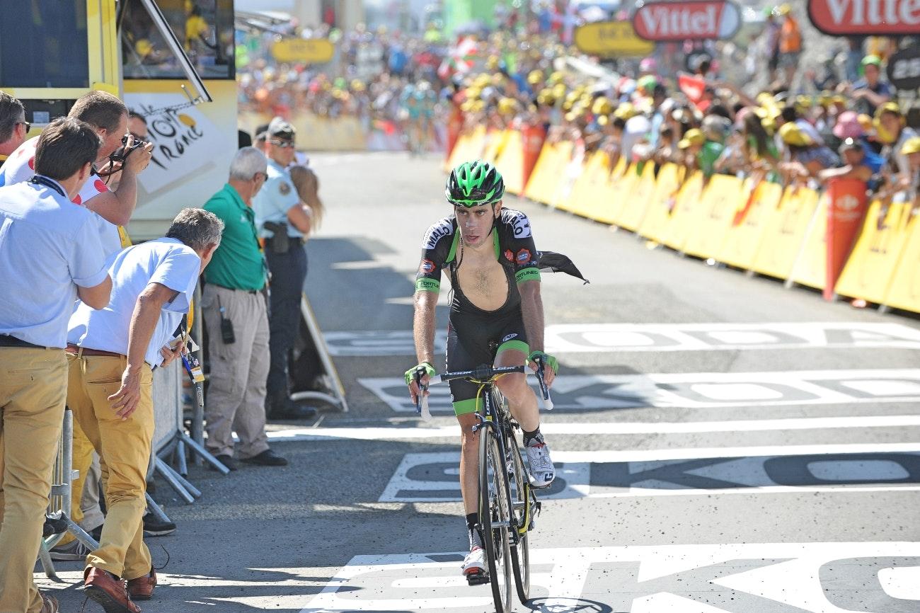 Eduardo Sepulveda, Bretagne-Seche Environnement, Tour de France, 2015, pic - Sirotti