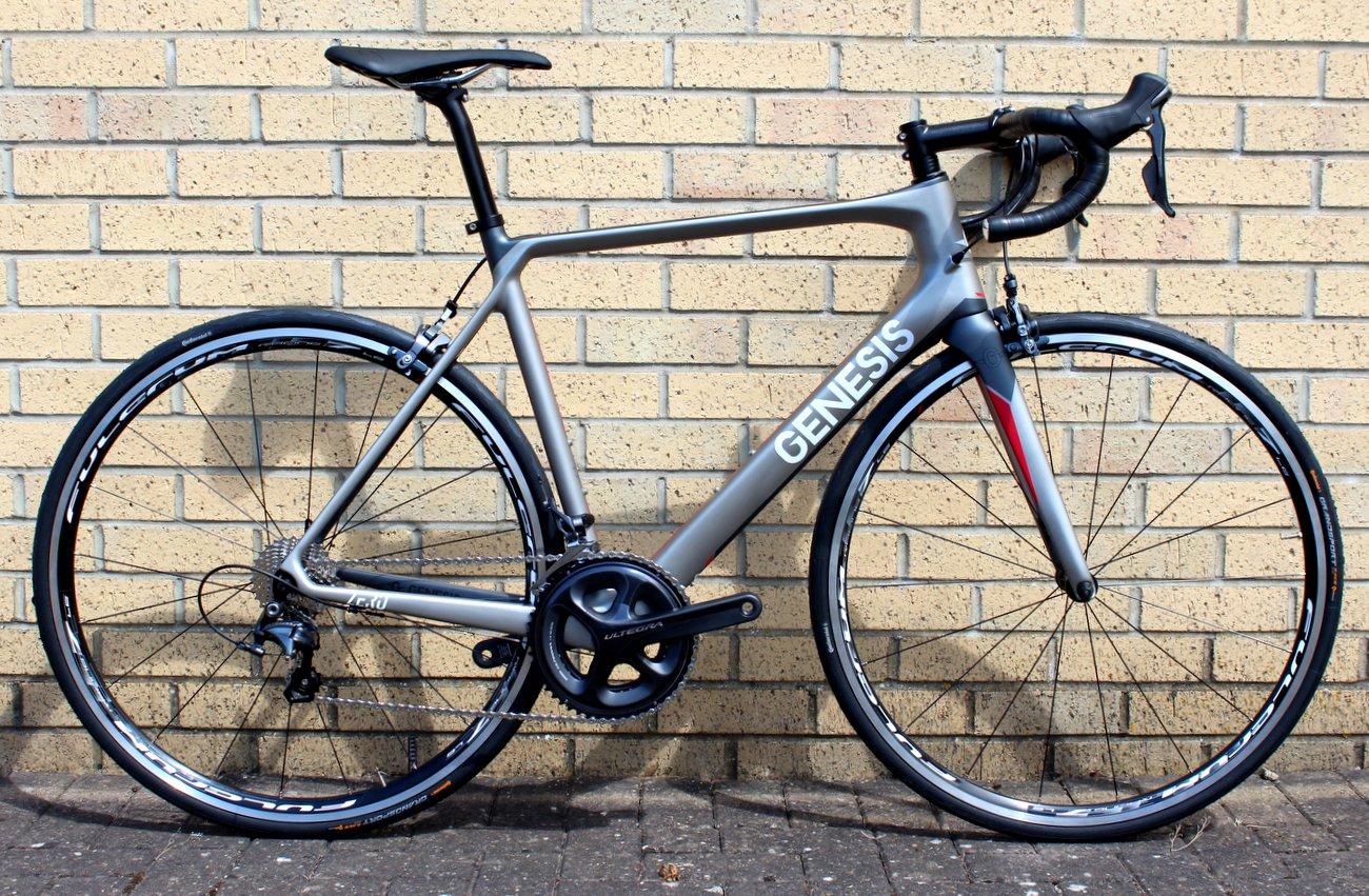 Genesis Bikes 2016: Genesis Zero Z.2 (Pic: George Scott/Factory Media)