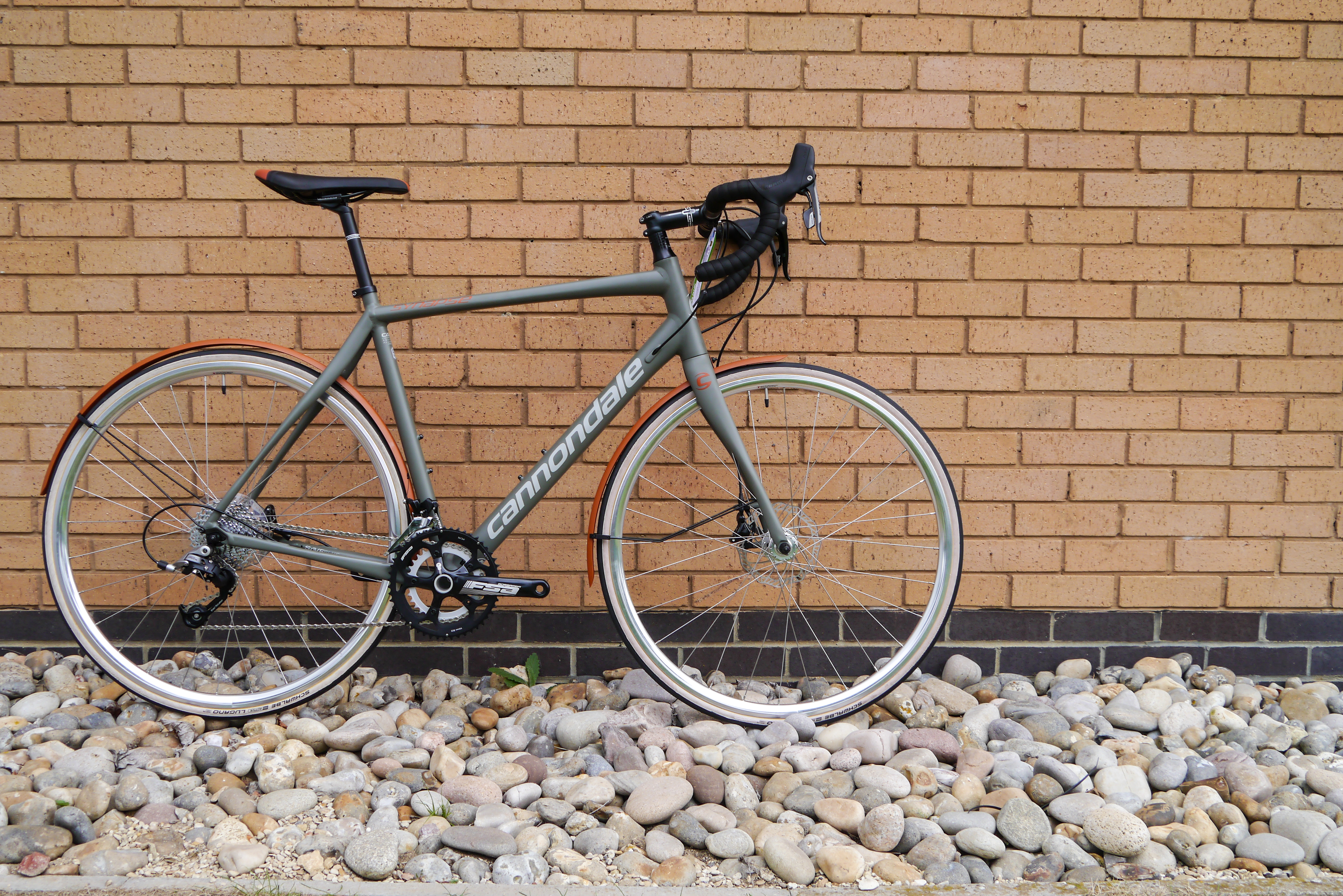 Cannondale Synapse Adventure