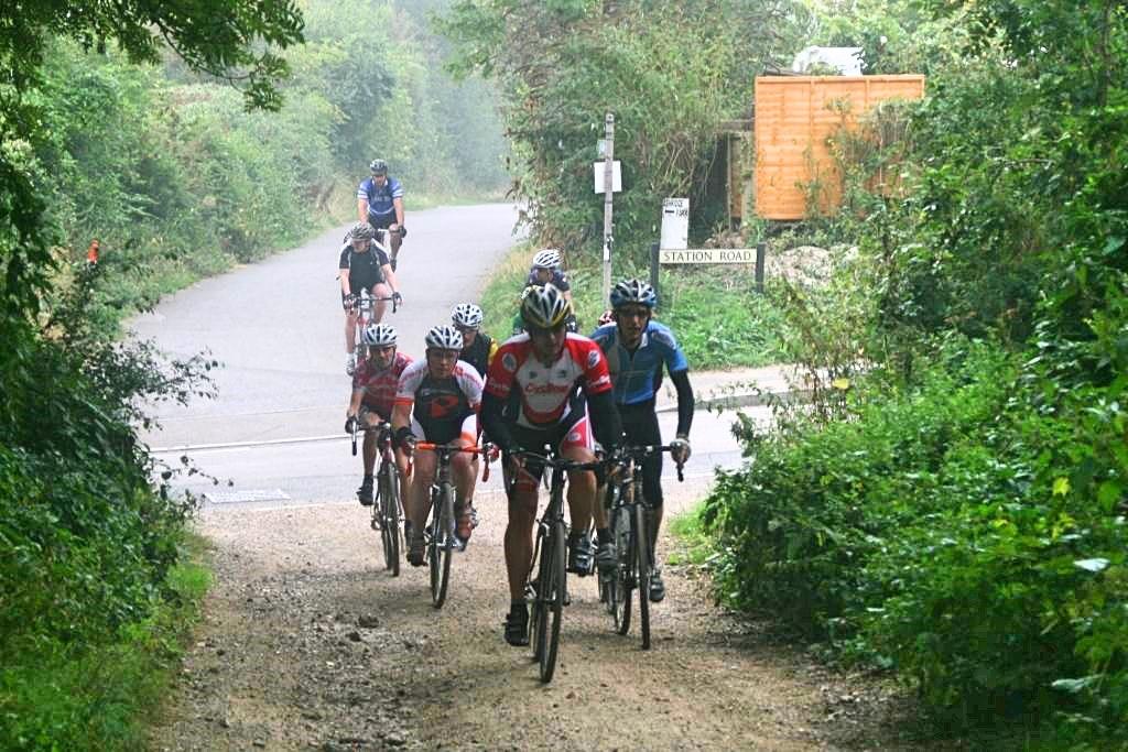 Tour of the Cornfields, cyclo-cross sportive, off-road, pic: Tour of the Cornfields