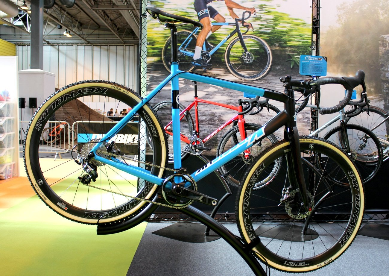 Cycle Show 2015: Kinesis Crosslight CX Race (Pic: George Scott/Factory Media)