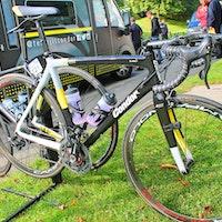 Ed Clancy, Condor Leggero Team Edition, Pro Bike, Condor-JLT, Tour of Britain, 2015, pic - Colin Henrys_Factory Media - 8