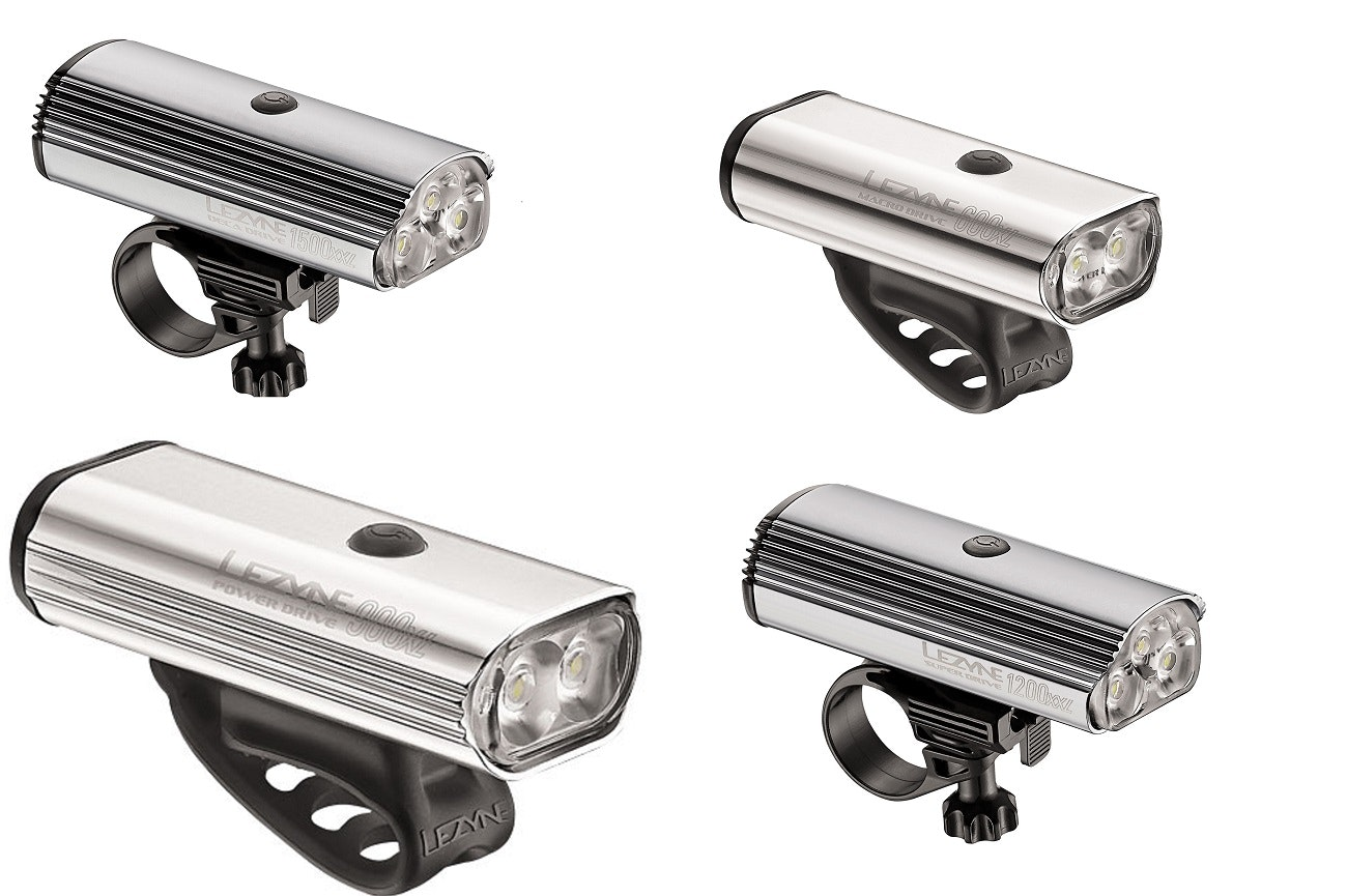 Lezyne, Performance Range, Year 9, lights, front, LED
