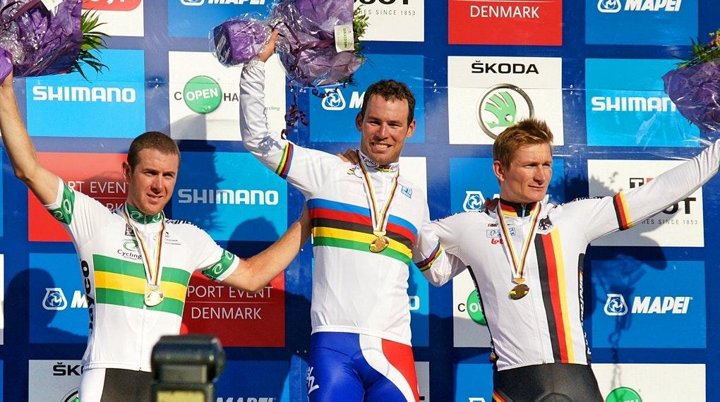 Mark Cavendish, World Champion, 2011, pic: Mogens Engelund, via Wiki Commons,