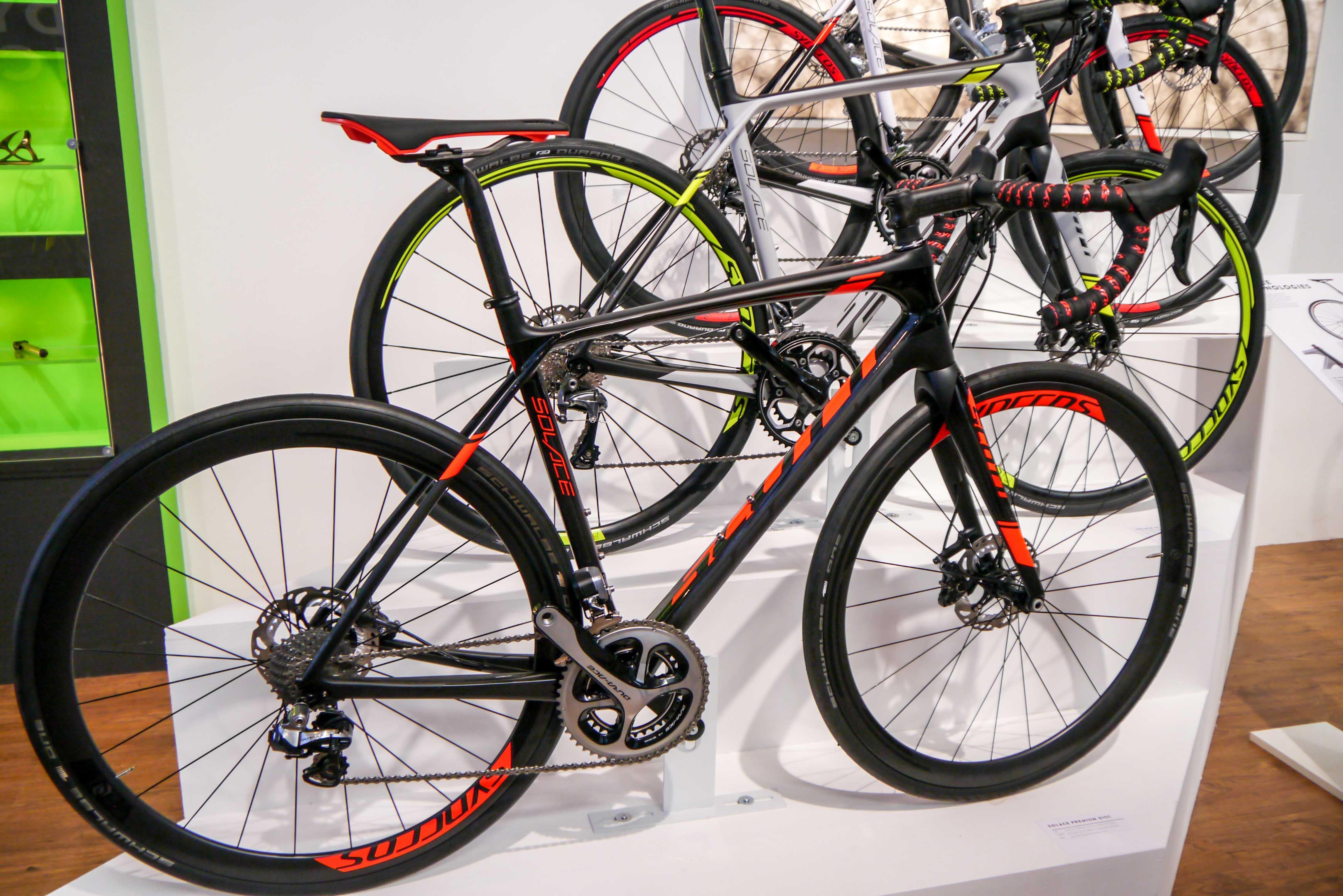 Scott Solace 2016 road bike