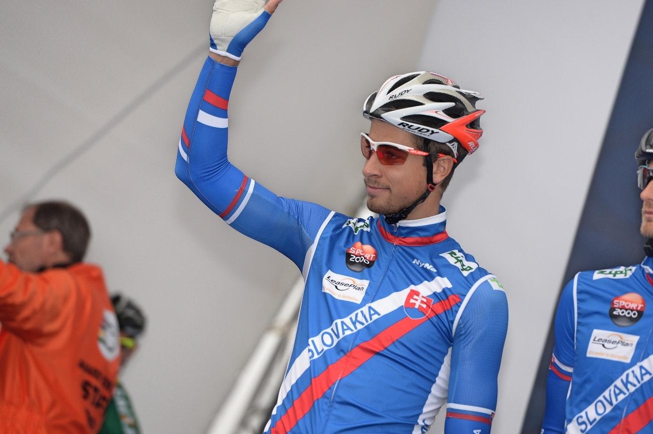 Peter Sagan, Slovakia, world championships, 2015, pic - Sirotti