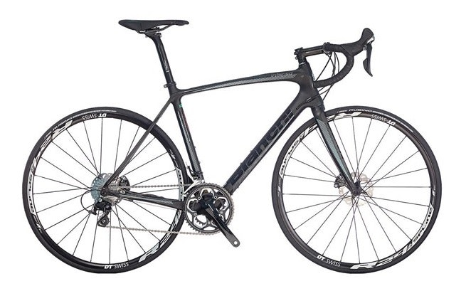 Bianchi Intenso Disc 2016 road bike