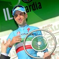 Giro di Lombardia, 2015, Vincenzo Nibali, Astana, podium, pic - Sirotti