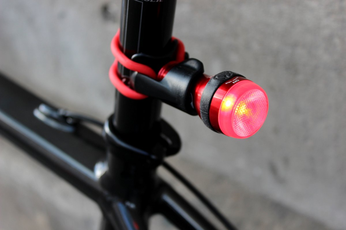 front rear led lights set bright lamp led road city bike cycle UK STOCK