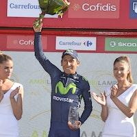 Nairo Quintana, Vuelta a Espana, pic - Sirotti