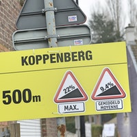 Koppenberg, Tour of Flanders, Ronde van Vlaanderen, cobbled climb, pic - Sirotti - 1