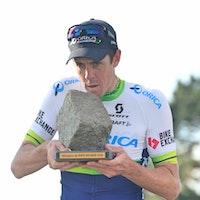 Mat Hayman, Paris-Roubaix, 2016, pic - Sirotti