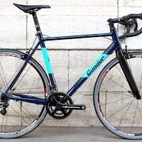 Condor Italia RC road bike/frameset - review (Pic: George Scott/Factory Media)