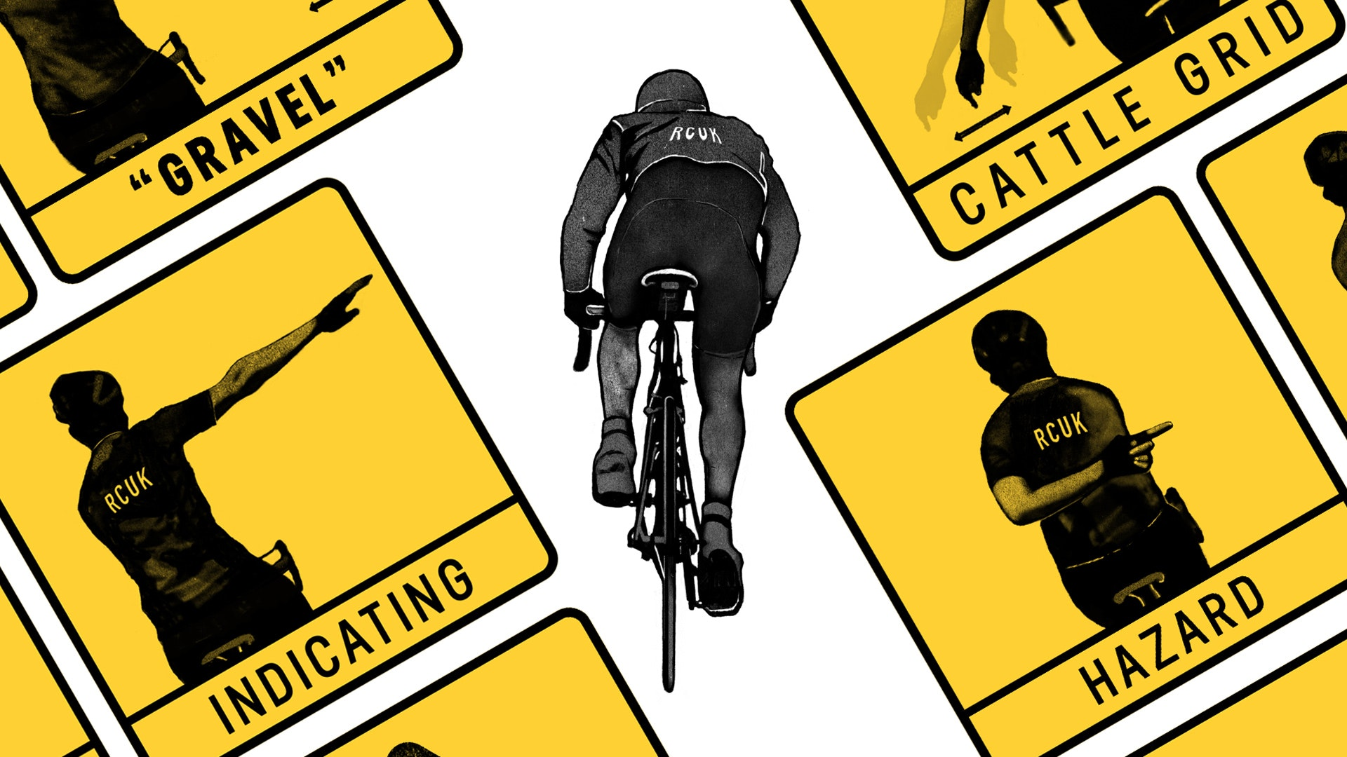 Essential Guide To Road Cycling Hand Signals And Cal