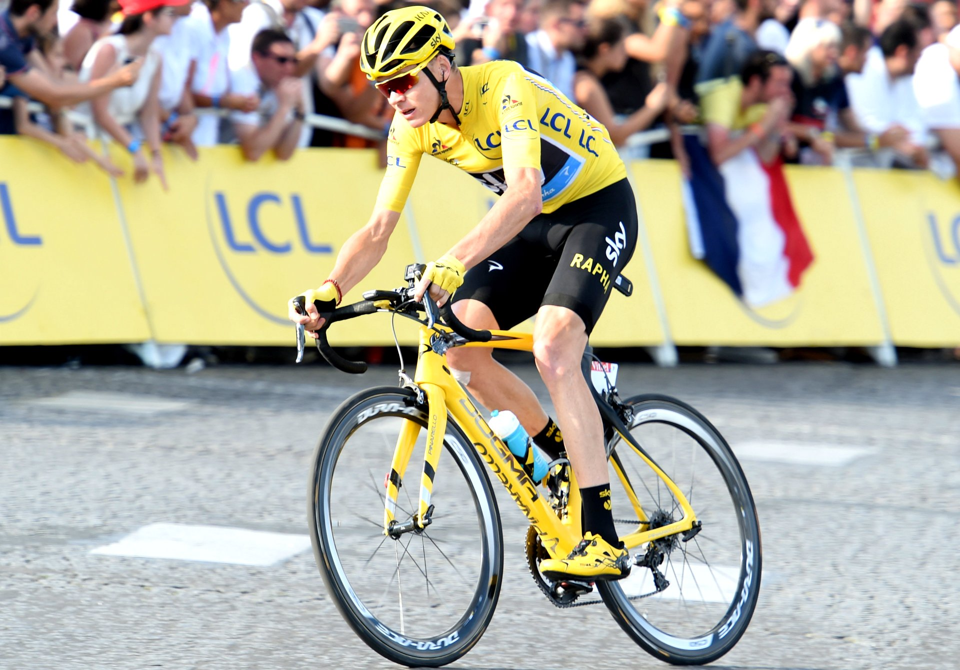 yellow jersey bikes