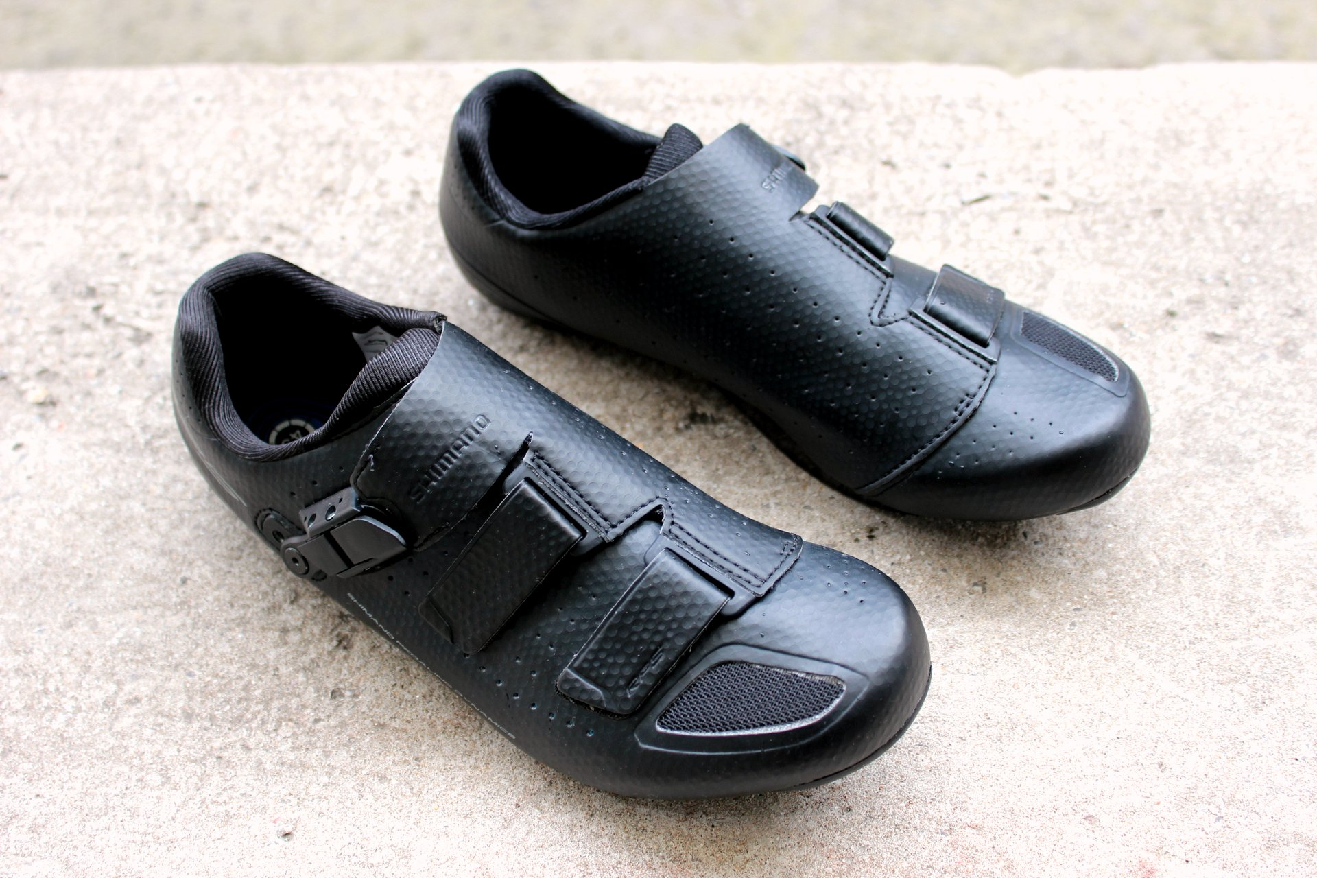 Shimano RP5 shoes - review - Road