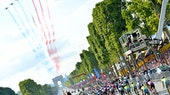 Champs-Elysees, Tour de France, 2016, stage 21, air display, pic - G.Demouveaux_ASO