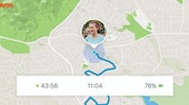 Strava Beacon, athlete tracker