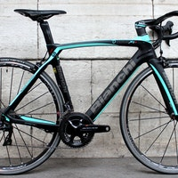 Bianchi Oltre XR4 Dura-Ace - review (Pic: George Scott/Factory Media)