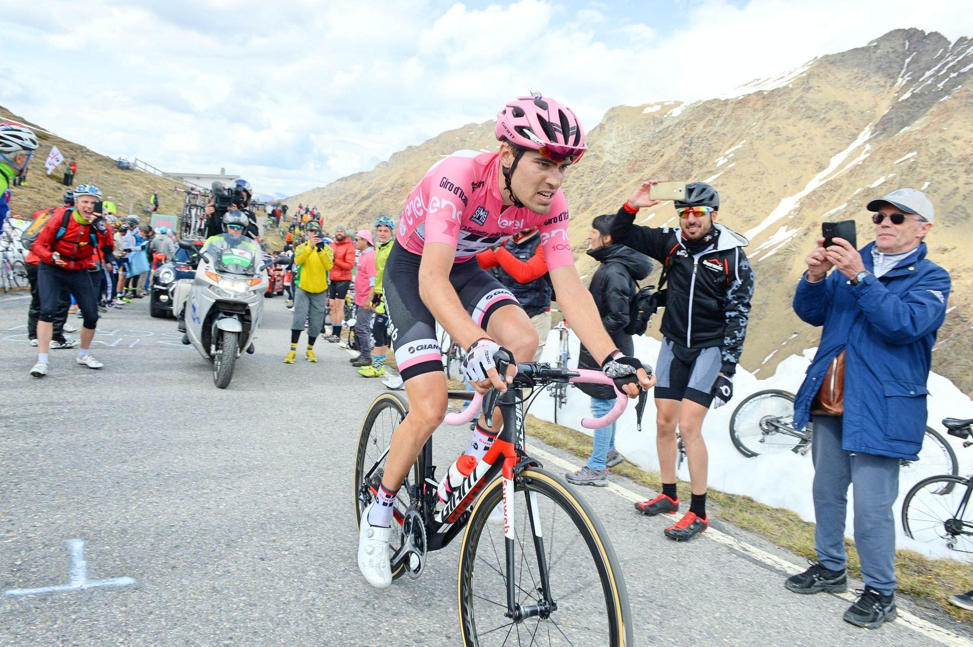 Tom Dumoulin The Humble Sporting Deserving Giro