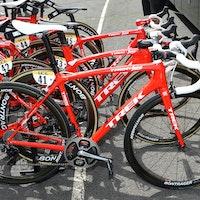 Trek Emonda 2018, Alberto Contador, Criterium du Dauphine (Pic: Sirotti)