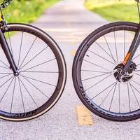 Bontrager Aeolus Pro 3 wheelset