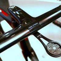 Ridley Noah SL Disc Aero+ road bike (Pic: George Scott/Factory Media)