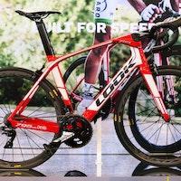 LOOK 795 Aerolight RS aero road bike (Pic: George Scott/Factory Media)