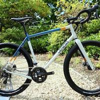 Genesis Bikes 2018: Fugio road plus gravel bike