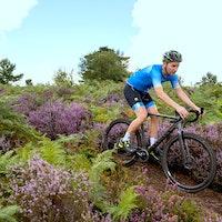 Canyon Inflite CF SLX, cyclo-cross (Pic: Geoff Waugh)