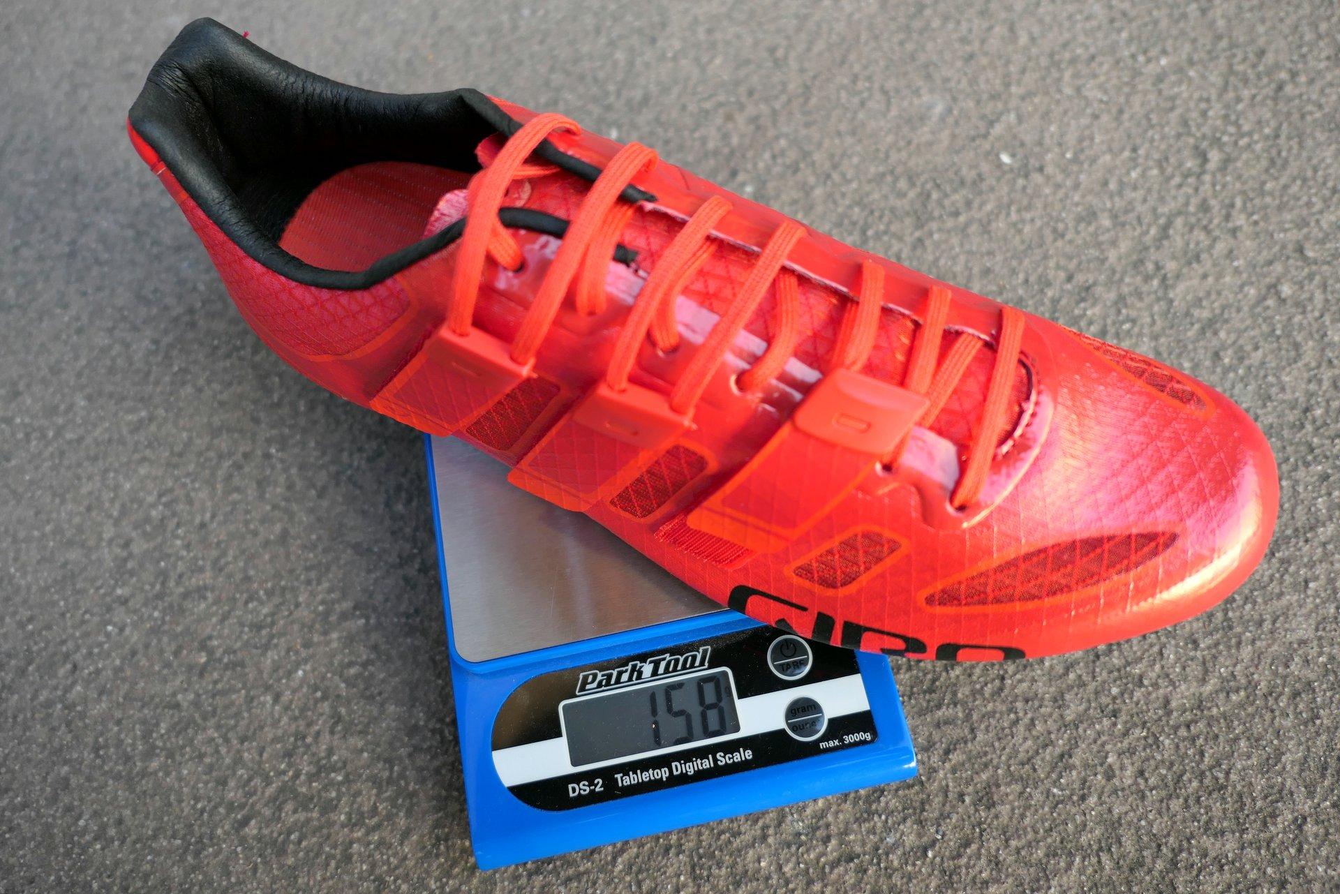 Giro Prolight Techlace - first look