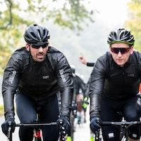Fabian Cancellara, Gore Bike Wear, Richmond Park (Pic: Russell Burton)