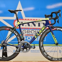 Pro bike: Wanty-Groupe Gobert, CUBE Litening C:68